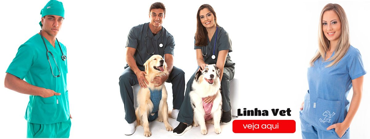 """<font style=""""vertical-align: inherit;""""><font style=""""vertical-align: inherit;"""">Linha Vet - Pet Med</font></font>"""