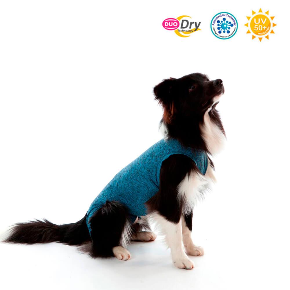 Roupa Protetora - Duo Dry Castração de Cães Machos