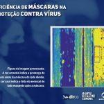 Universidade Federal de Uberlândia avalia eficiência de máscaras